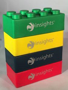 Insights Coloured Blocks